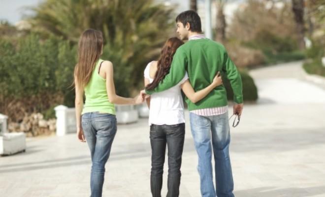 Μια εξωσυζυγική σχέση για το τρίτο