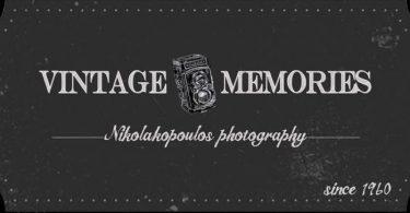 Vintage Memories Νικολακόπουλος
