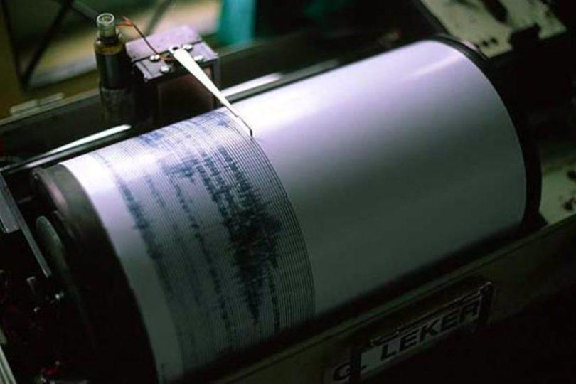 σεισμό στην Δυτική Ελλάδα