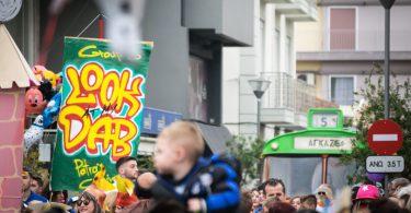 αχαγιώτικο καρναβάλι