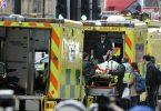 τρομοκρατικό χτύπημα στο Λονδίνο