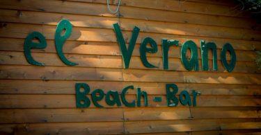El Verano Beach Bar