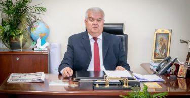 συνέντευξη του Δήμαρχου Δυτικής Αχαΐας