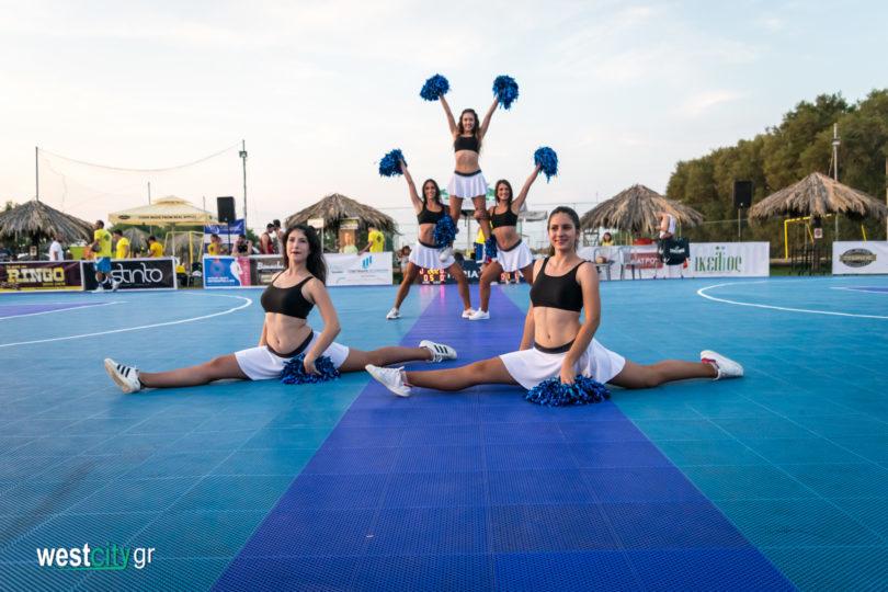 cheerleaders στο TsameloCup