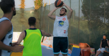 Τουρνουά Μπάσκετ 3on3