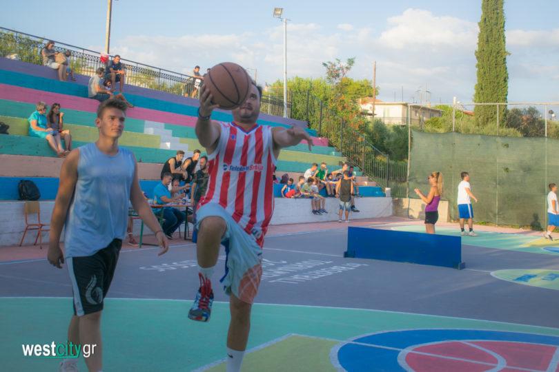 Τουρνουά Basket 3on3