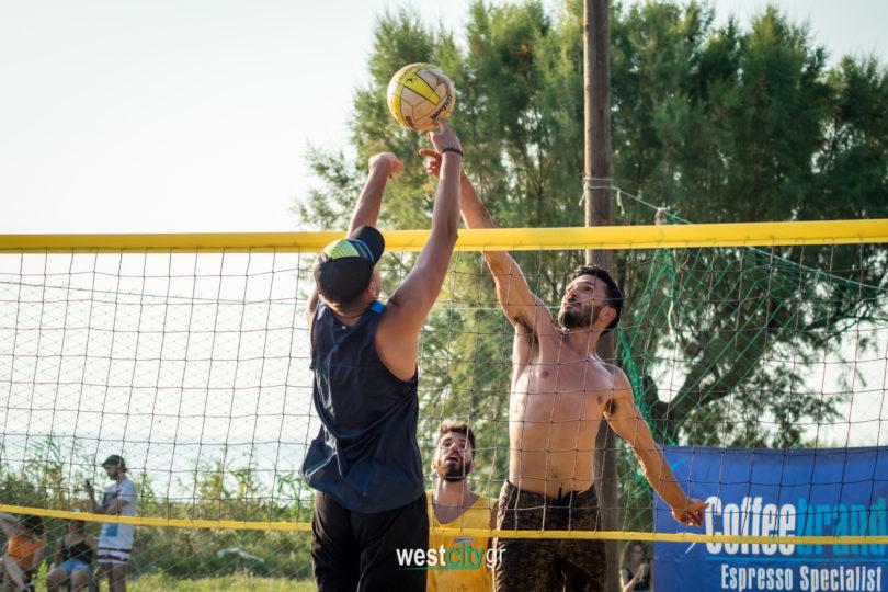 Τουρνουά Beach Volley Παραλία Κάτω Αλισσού 2017
