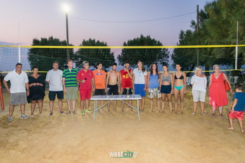 Τουρνουά Beach Volley Παραλία Κάτω Αλισσού