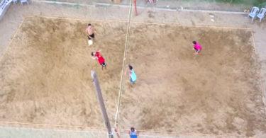 Τουρνουά Beach Volley Ανδρέας Μολφέτας