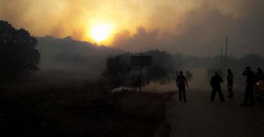 Δυτική Αχαΐα μετράει τα σημάδια της καταστροφής