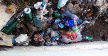 θέμα των σκουπιδιών