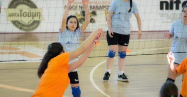Χριστουγεννιάτικο τουρνουά Μini Volley