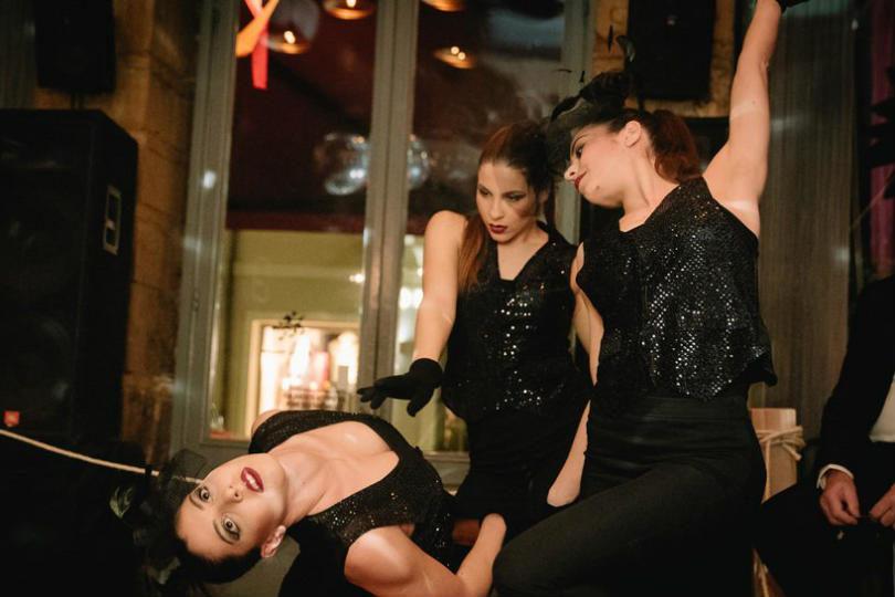 Μαύρο χορό