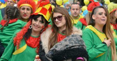 Καρναβάλι των Μικρών της Πάτρας