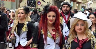 Πατρινό Καρναβάλι 2018