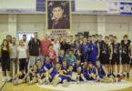4ο Ακαδημαϊκό Κύπελλο Ντέγιαν Στάνκοβιτς