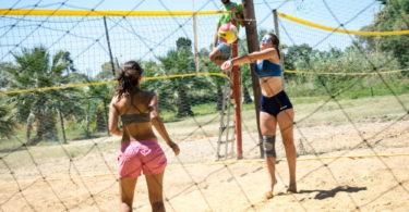 Τουρνουά Beach Volley στην Παραλία Κάτω Αλισσού