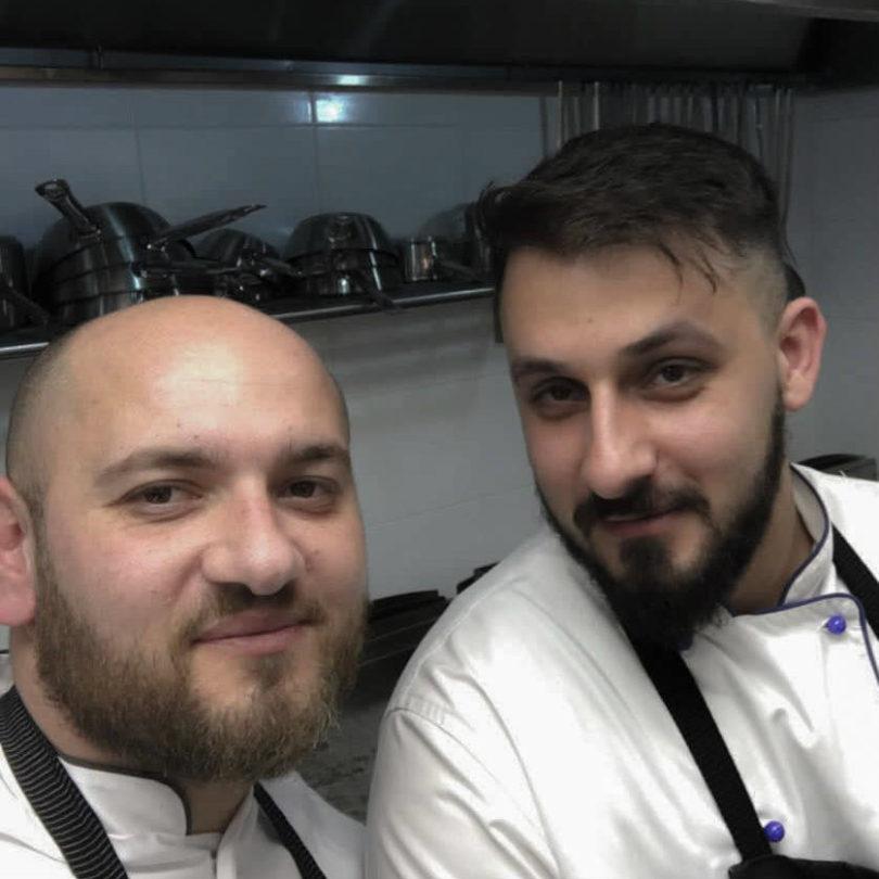 ξανά στην κουζίνα μαζί