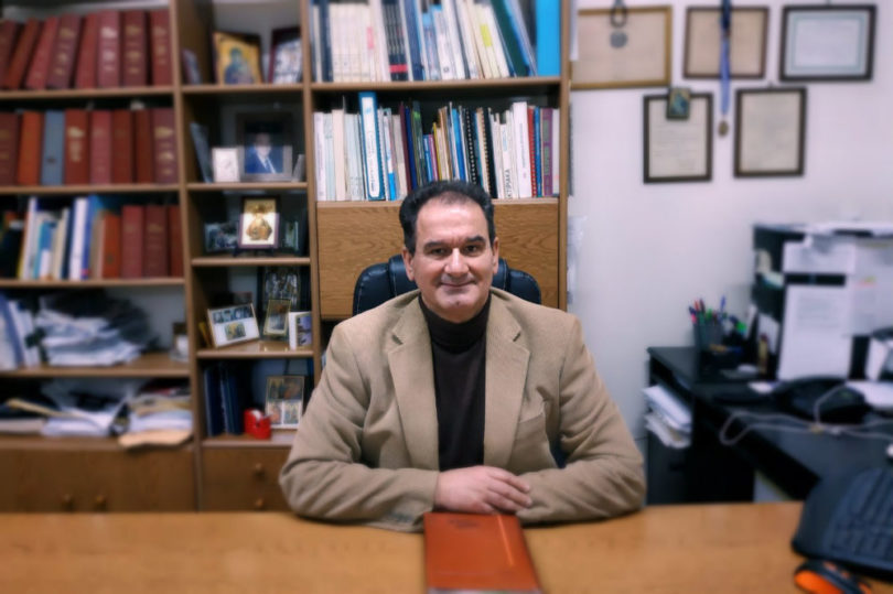 σύνταξη των δηλώσεων κτηματολογίου , κτηματολόγιο , Παναγιώτης Μιχαλόπουλος